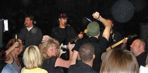 2006-05-26 Flaming Cows med Tearjerker Manson