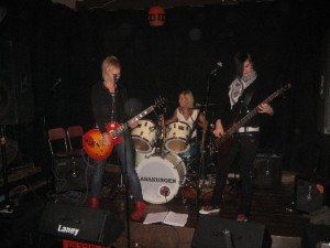 2007-12-01 Tema Klippan: LASAKUNGEN och Foxy Roxie